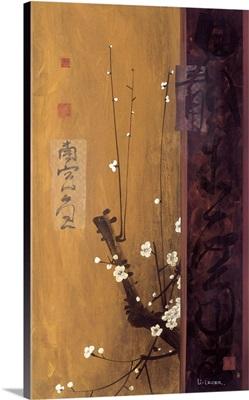 Oriental Blossoms I