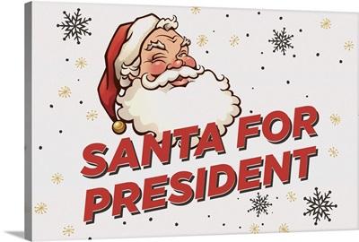 Santa for President