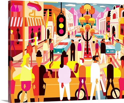 Art Walk Street