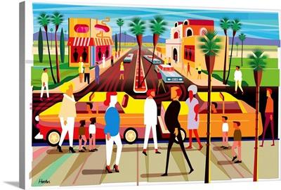 El Paseo Palm Springs