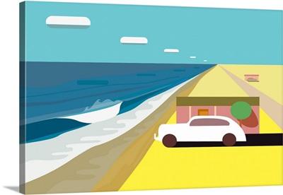 Lopez Aceves Beach