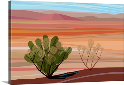 Mojave Desert (Horizontal)