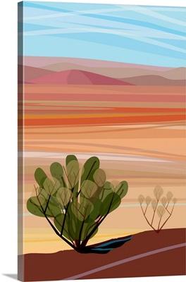 Mojave Desert (Vertical)