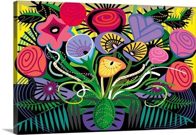 Penacho Flowers