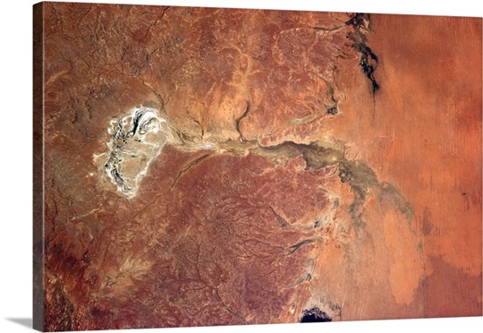A river of agonized dryness in Australia