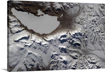 Creamy icing on the high Himalayas