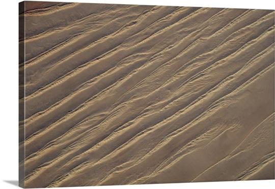 Sands of the Sahara - starkly beautiful
