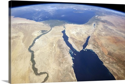 The Nile and the Sinai, to Israel and beyond. One sweeping glance of human history