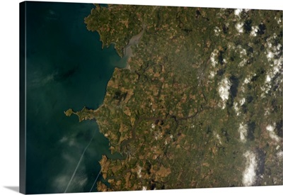 The south Irish coast, at the optimistically-named town of Worlds End