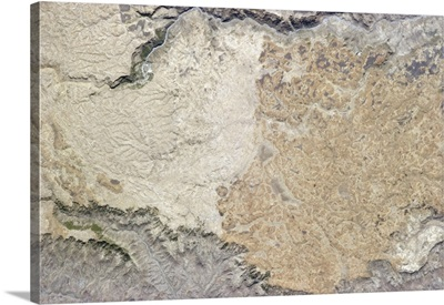 Wicked geology laid bare, in Northeast Africa