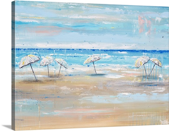 Seaside Escape Wall Art, Canvas Prints, Framed Prints, Wall Peels ...