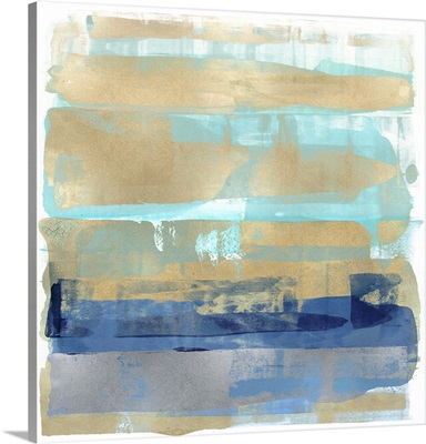 Abstract Expressions Blue