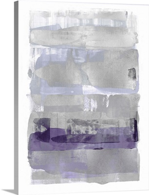 Abstract Expressions Purple