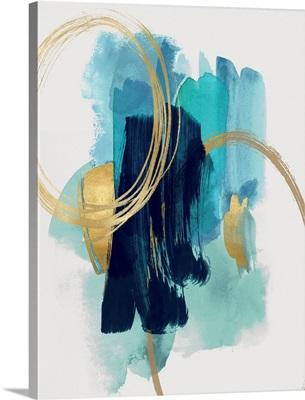 Abstract Motion Aqua