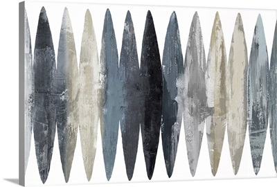 Abstract Surfboards Grey