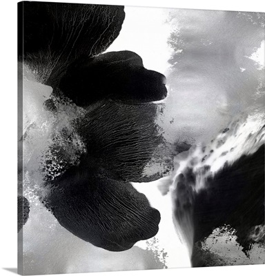 Black And White Abstract IV