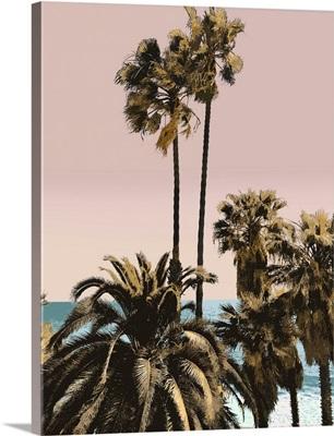 Palms And Beach III