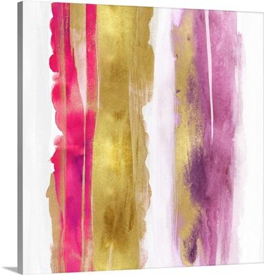 Watercolor Drip IX