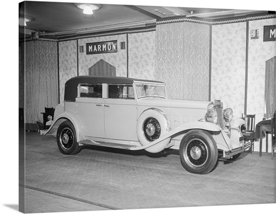 Marmon Automobile Wall Art, Canvas Prints, Framed Prints, Wall Peels ...