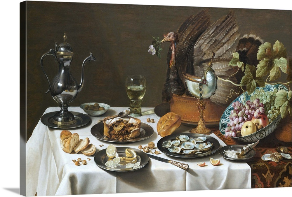 08560099c7 Your Item was Added To Your Cart! Still Life With Turkey ...