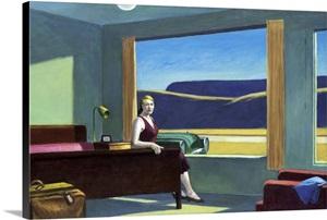 Western Motel By Edward Hopper Wall Art Canvas Prints Framed Prints Wall Peels Great Big Canvas