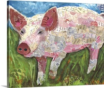 At the Farm - Pig
