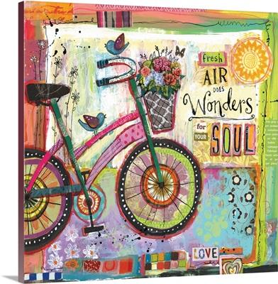 Bicycle - Fresh Air Does Wonders