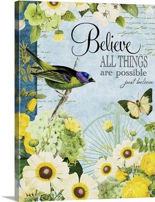 Bird Garden - Believe