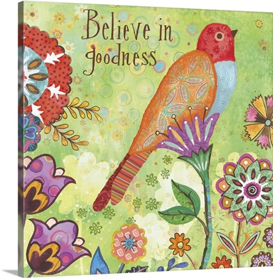 Boho Garden - Believe in Goodness