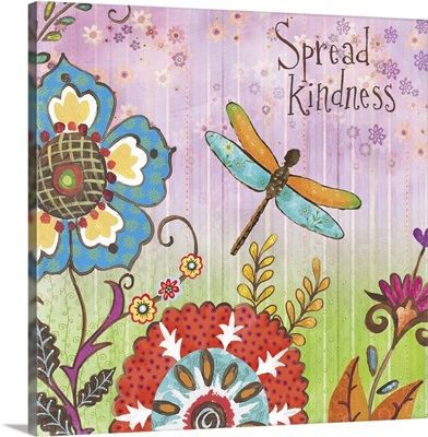 Boho Garden - Spread Kindness