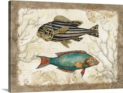 Botanical Fish