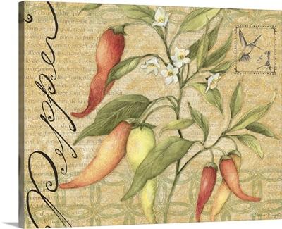 Botanical Pepper