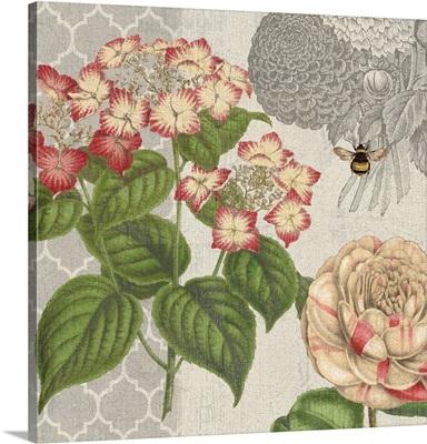Burlap Bee Floral