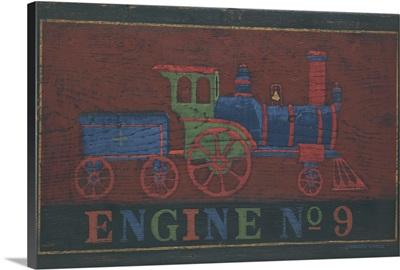 Engine No. 9