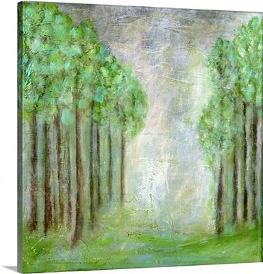 Faithful Forest - Tree Path