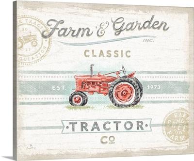 Farm & Garden Tractor