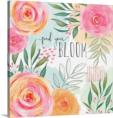 Find Your Bloom
