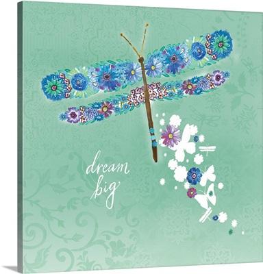 Flight of Fancy Dragonfly - Dream