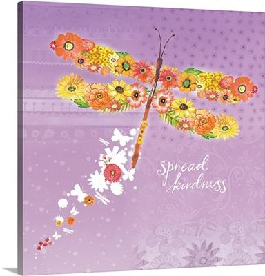 Flight of Fancy Dragonfly - Kindness