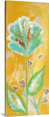 Flower Study Panel