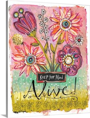 Flowers - Alive
