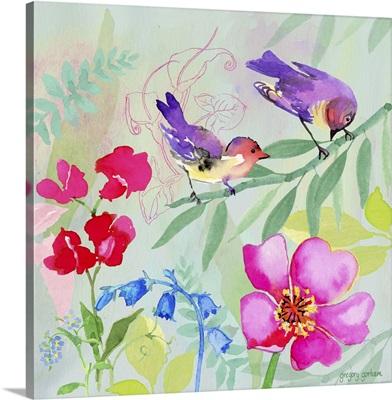 Garden Aviary I