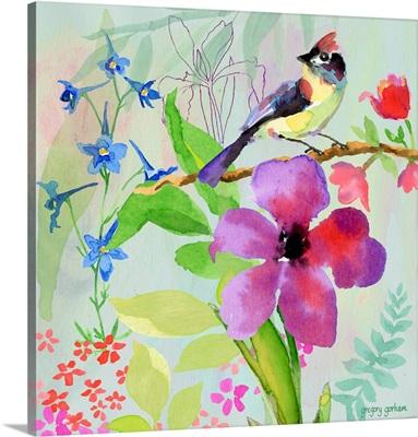 Garden Aviary II