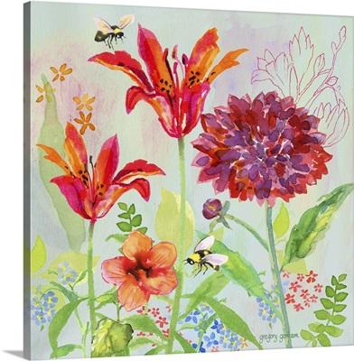 Garden Aviary IV