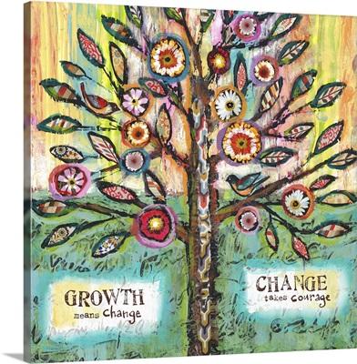 Grow and Change - Tree