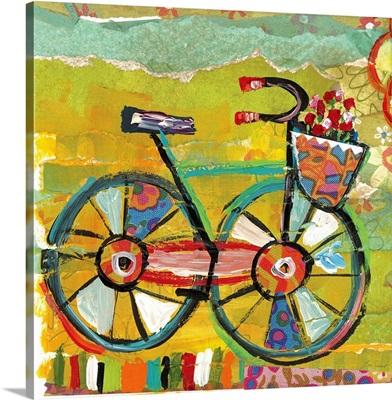 Happy Go Lucky - Bicycle