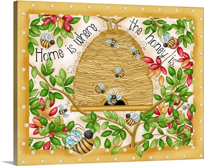 Home Is Where The Honey Is