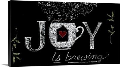 JOY is Brewing