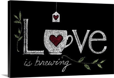 LOVE is Brewing
