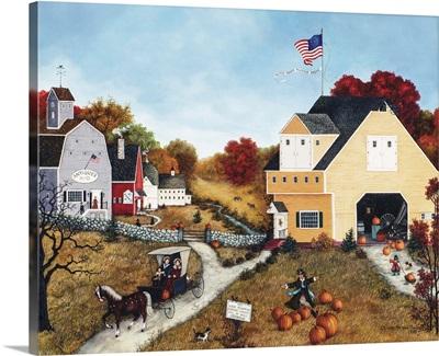 Maple Grove Pumpkin Farm